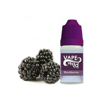 Vapewild Blackberries E-juice 10ml