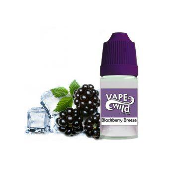 Vapewild Blackberry Breeze E-juice 10ml