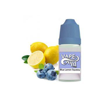 Vapewild Blue Lemon Squeezy E-juice 10ml