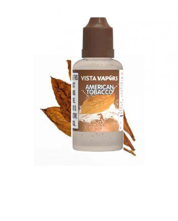 Vista Vapors American Tobacco