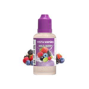 Vista Vapors Wild Berry 32ml