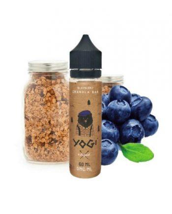 Yogi E-Liquid Blueberry Granola 60ml