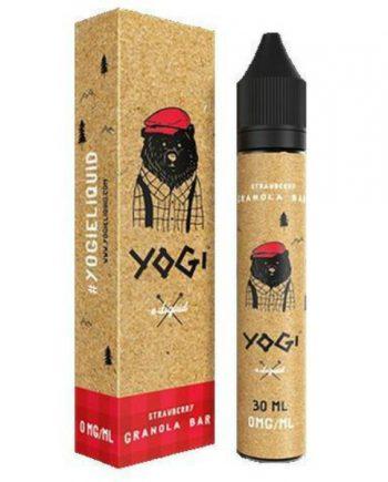 Yogi E-Liquid Strawberry Granola 30ml
