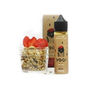 Yogi E-Liquid Strawberry Granola 60ml