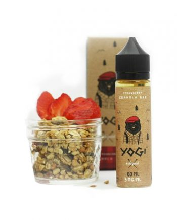 Yogi E-Liquid Strawberry Granola 60ml
