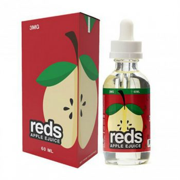 7 Daze Reds Apple 60ml