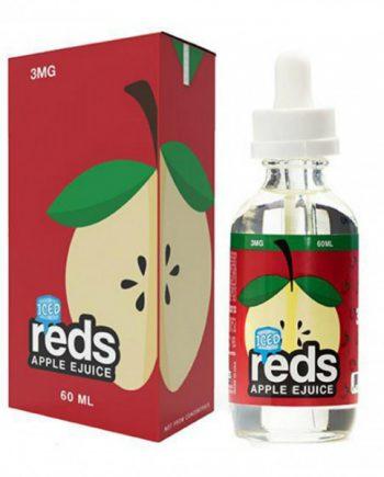 7 Daze Reds Apple Iced 60ml