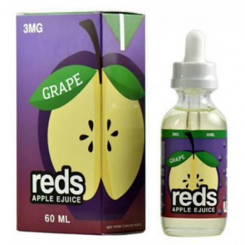7 Daze Reds Grape 60ml