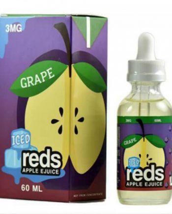 7 Daze Reds Grape Iced 60ml