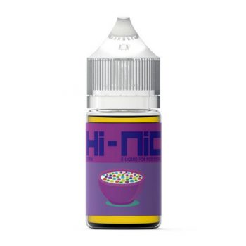 Hi-Nic E-Liquid Cereal 30ml