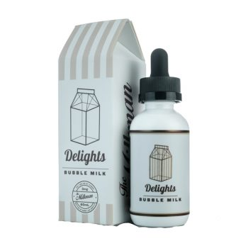 The Milkman Delights E-Juice Bubble Milk 60ml