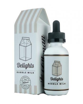 The Milkman Delights E-Juice Bubble Milk 60ml