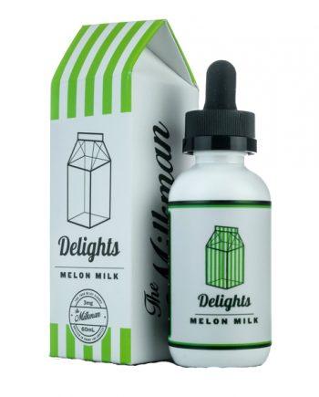 The Milkman Delights E-Juice Melon Milk 60ml