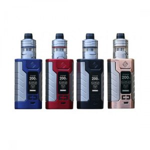 Wismec Sinuous FJ200 Kit