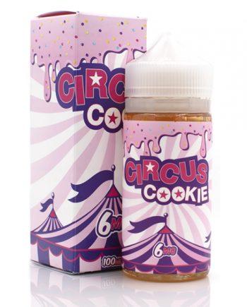 Circus Cookie E-Liquid Circus Cookie 100ml