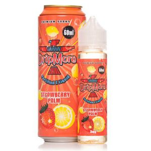 Drip More Strawberry Palm 60ml