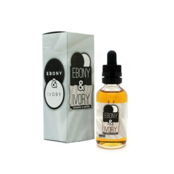 Enfuse Vapory Ebony and Ivory 30ml