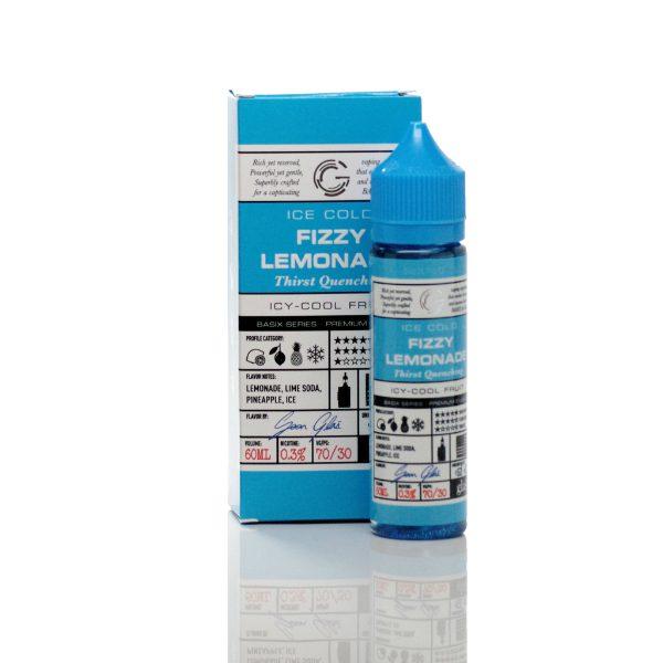 Glas Basix E-Liquid Fizzy Lemonade 60ml