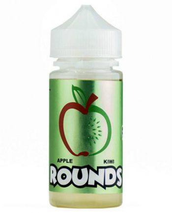 Rounds E-Liquid Apple Kiwi 100ml