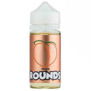 Rounds E-Liquid Peach 100ml
