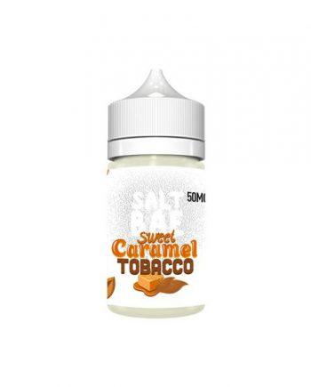 Saltbae50 E-Liquid Sweet Caramel Tobacco 30ml