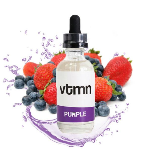 VTMN E-Liquid Purple 60ml