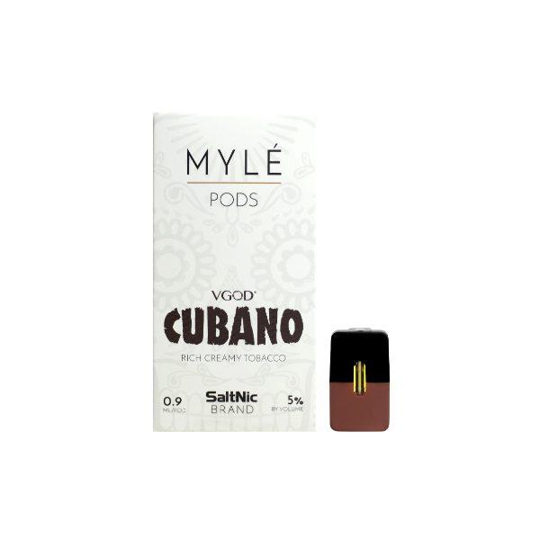 Myle VGOD Cubano by SaltNic Pods
