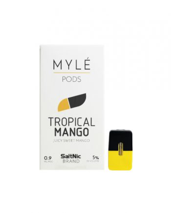 Myle VGOD Tropical Mango by SaltNic Pods