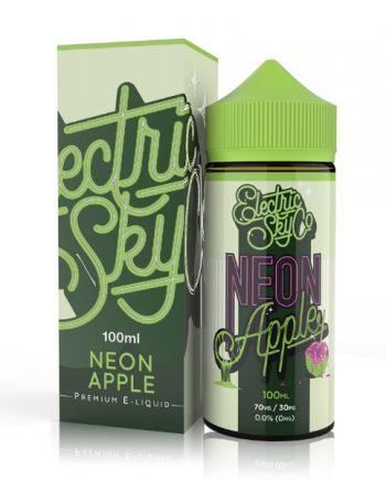 Neon Apple by Electric Sky Co 100ml