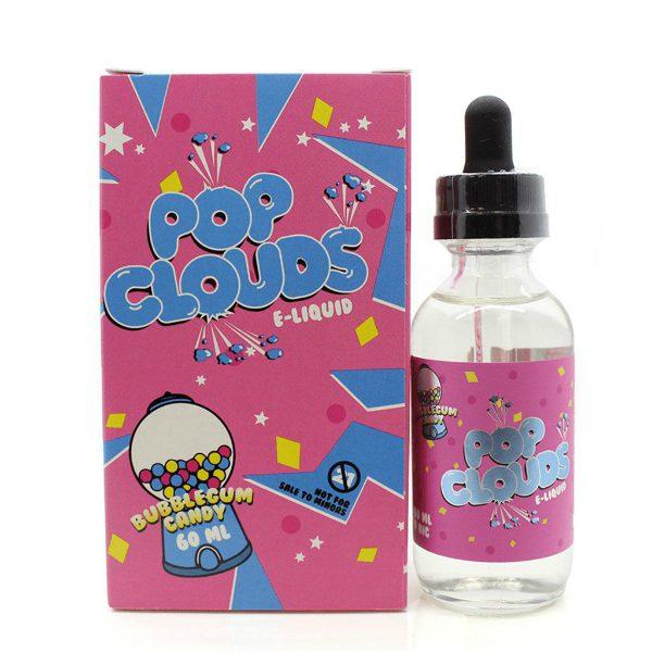 Pop Clouds Bubblegum Candy 60ml