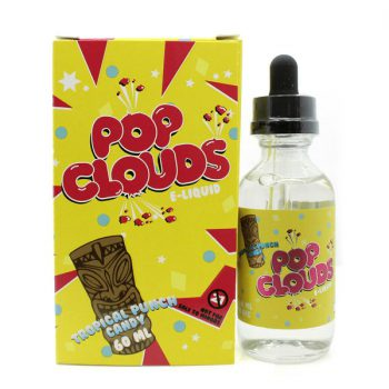 Pop Clouds Tropical Punch Candy 60ml