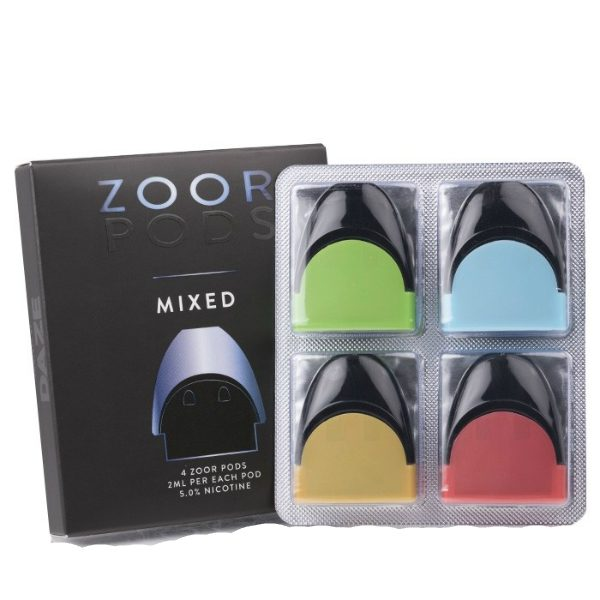 ZOOR Replacement Pods Mixed