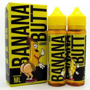 Banana Butt Right Cheek 60ml