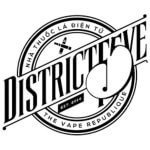 District F5ve Logo