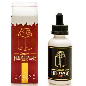 The Milkman Heritage Red 60ml
