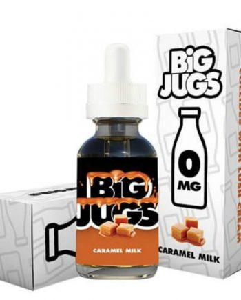 Big Jugs Caramel Milk 60ml