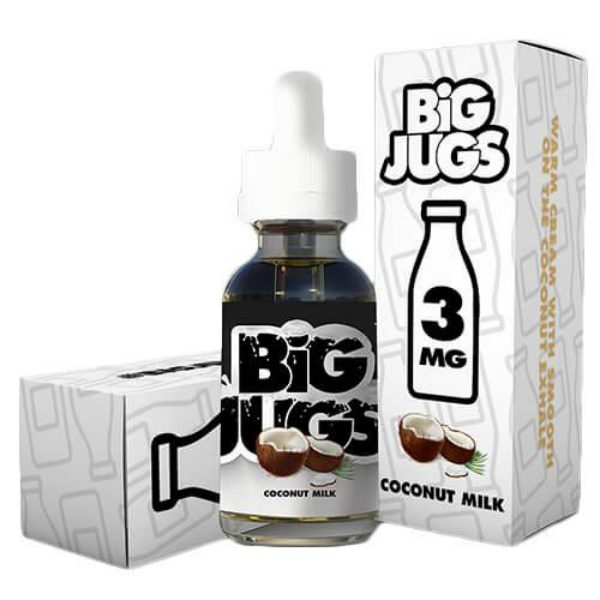 Big Jugs Coconut Milk 60ml