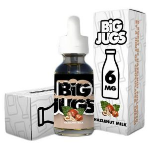 Big Jugs Hazelnut Milk 60ml