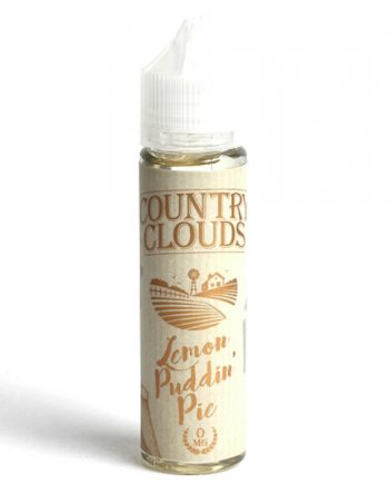Country Clouds Lemon Puddin' Pie 60ml