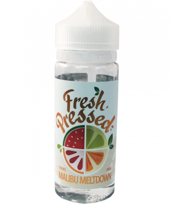 Fresh Pressed E-liquids Malibu Meltdown 100ml