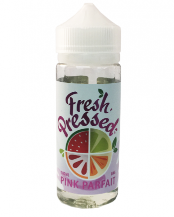 Fresh Pressed E-liquids Pink Parfait 100ml