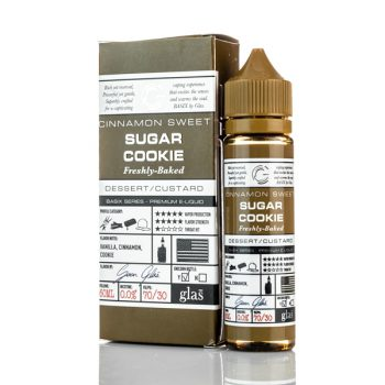 Glas Basix E-Liquid Sugar Cookie 60ml