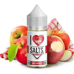 I Love Salts Apples 30ml