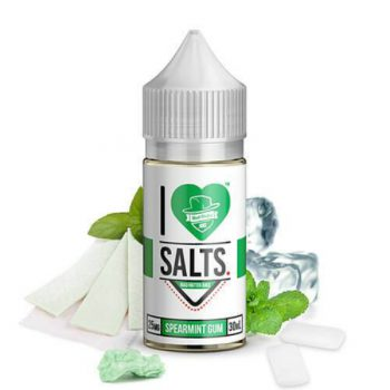I Love Salts Spearmint Gum 30ml