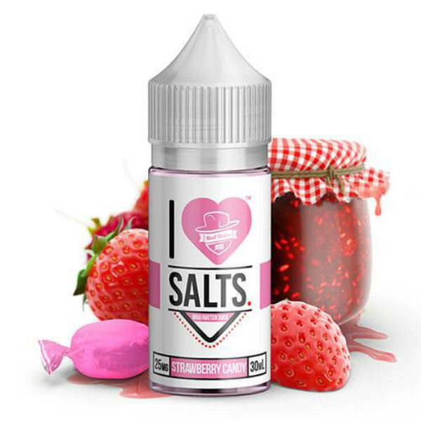 I Love Salts Strawberry Candy 30ml