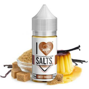 I Love Salts Sweet Tobacco 30ml