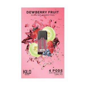 Kilo 1K Dewberry Fruit Pods