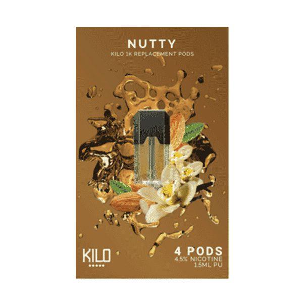 Kilo 1K Nutty Pods