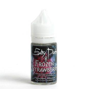 Salty Podz Frozen Strawberry 30ml