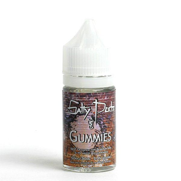 Salty Podz Gummies 30ml